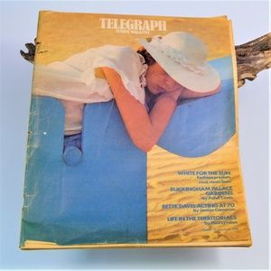 TELEGRAPH Sunday Magazine London March 26 1978